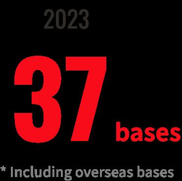 36 bases